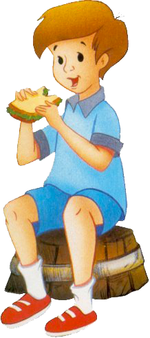 Christopher Robin Clipart