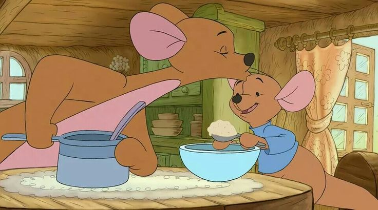 Pooh Mothers Day