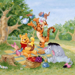 Pooh and Friends Fun